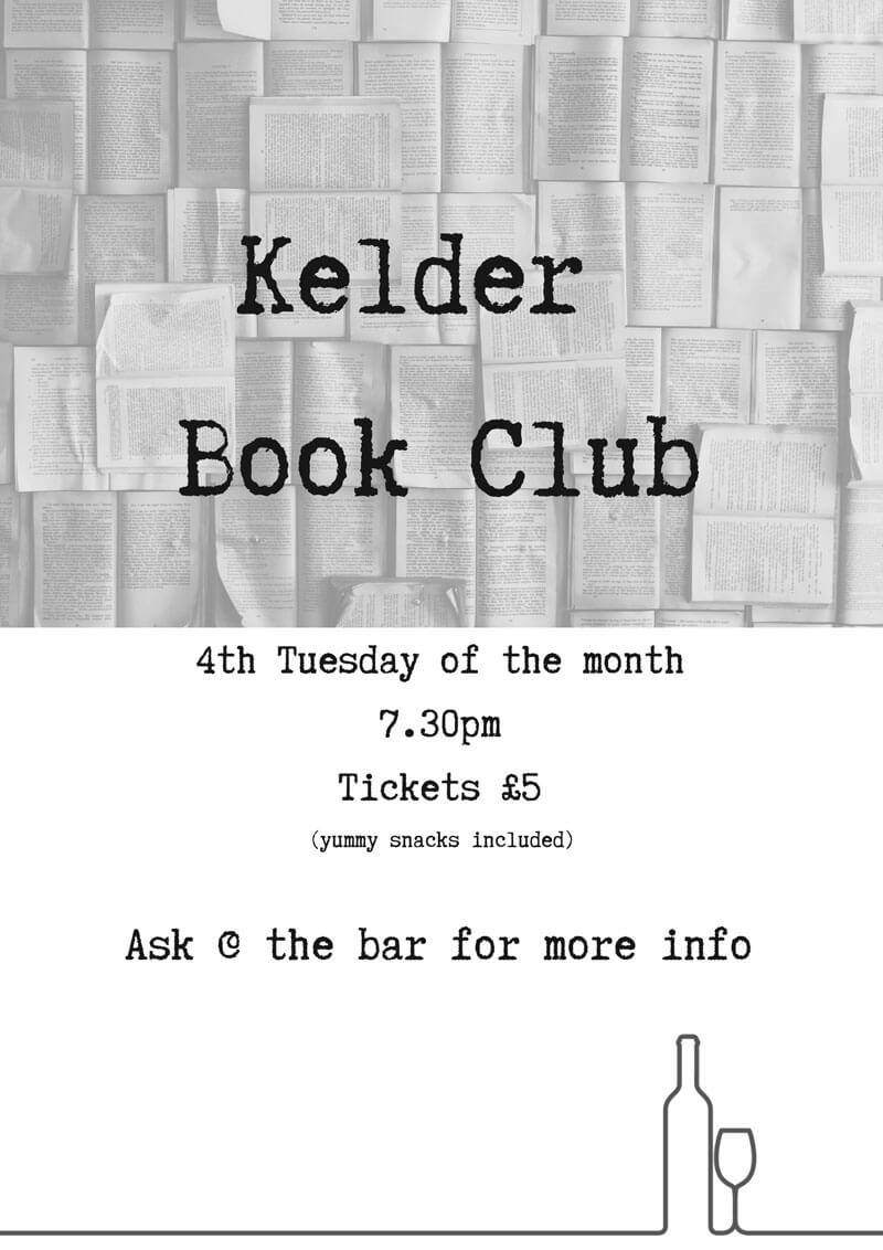 Kelder Book Club