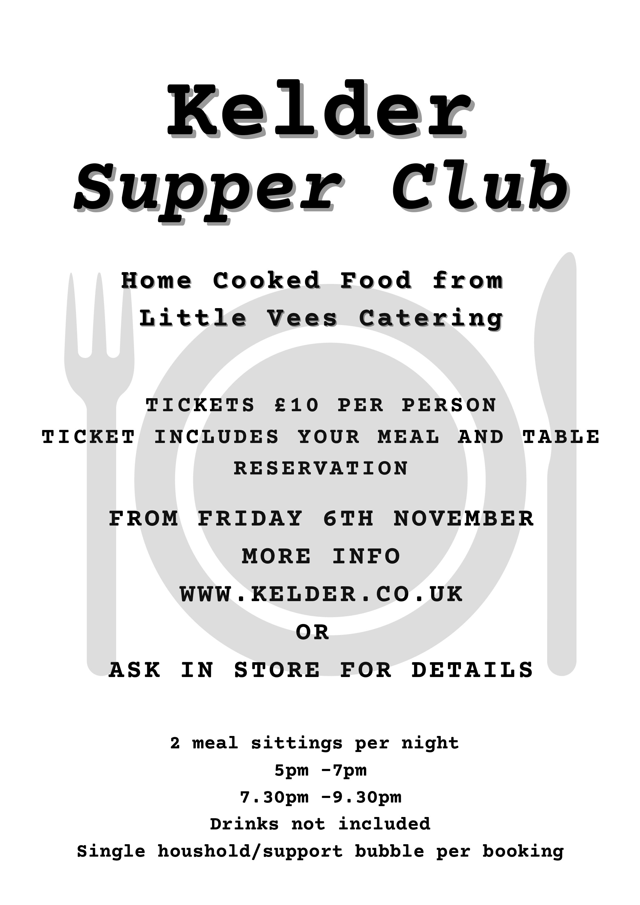 Kelder Supper Club