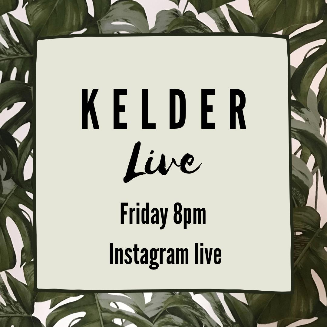 kelder Live with Paso Primero